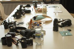 Teilnehmerequipment