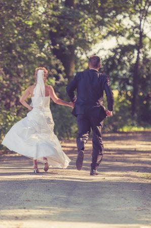 Hochzeit auf dem Milanhof