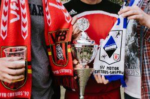 Mittendrin statt nur dabei… der Kreispokalsieg 2015 des VfB Cottbus