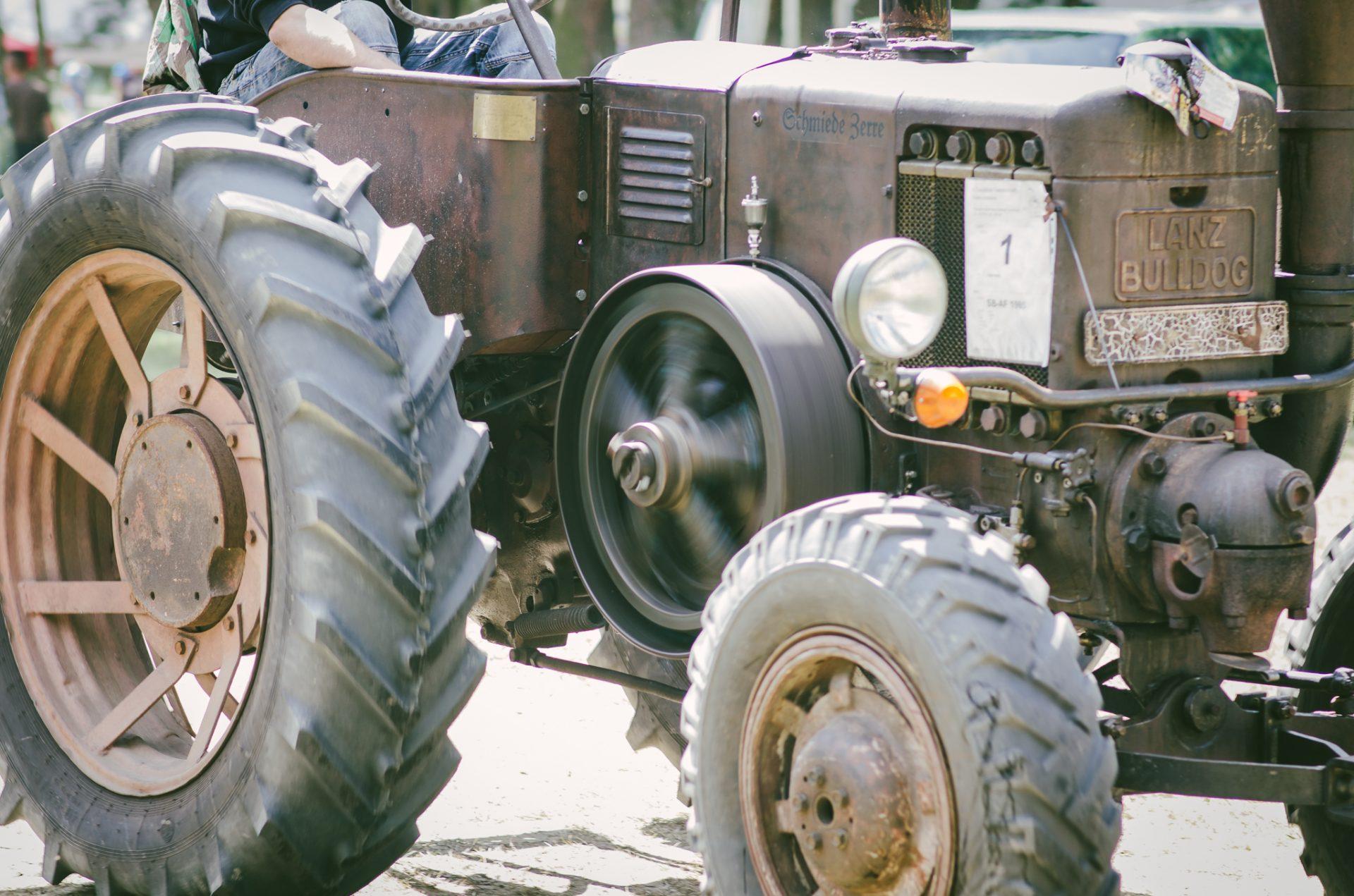 5. Traktorentreffen der Schlepperbuben Groß Oßnig