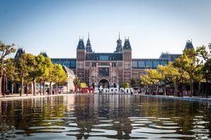 Auf Achse in Amsterdam