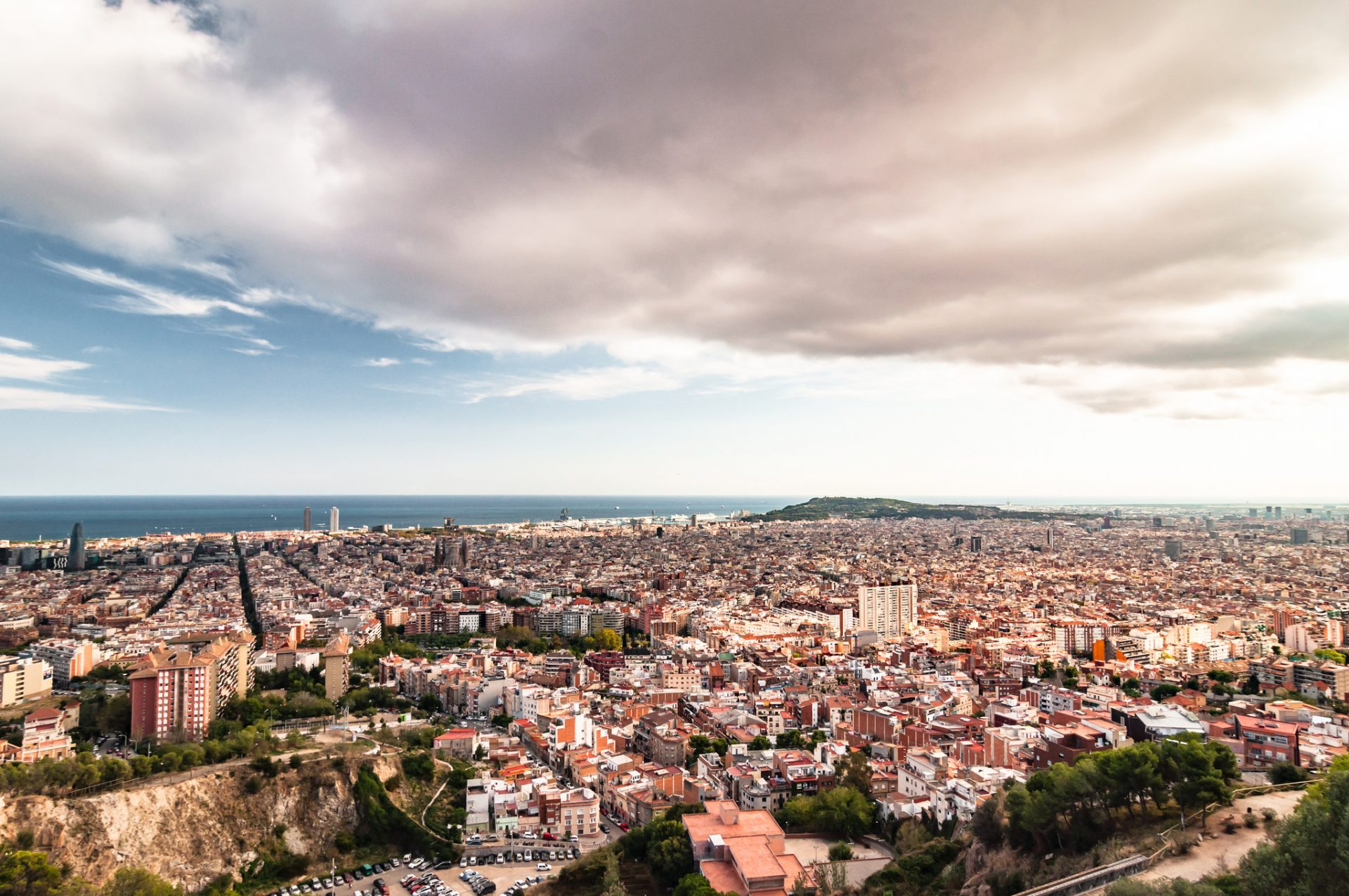 Barcelona in drei Tagen