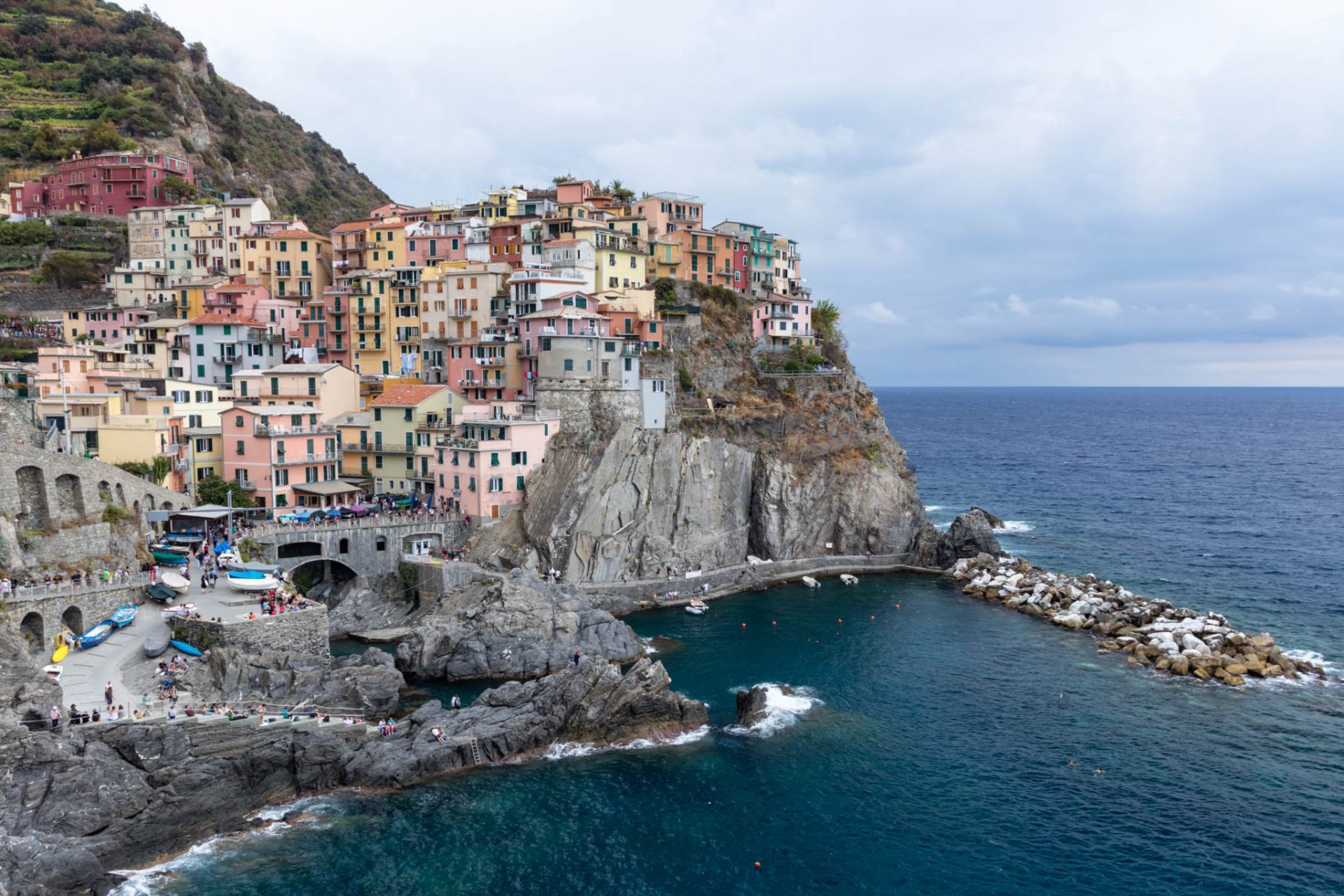 Zehn Tage, 3000km, 15 Orte: Mein Roadtrip durch die Toskana