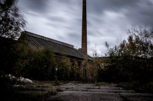 Räubertour – Das verlassene Kohledorf