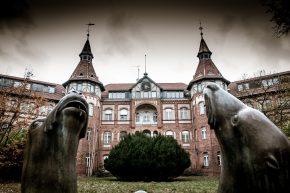 Räubertour – Das verlassene Krankenhaus
