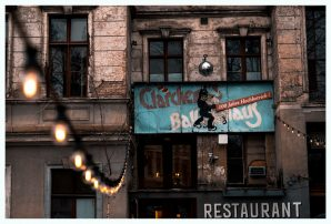 Unterwegs am Berliner Scheunenviertel