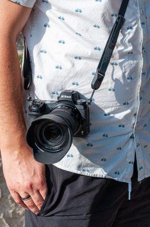Mit neuer Kamera wurde es auch Zeit für einen neuen Kameragurt – Peak Design Compact Strap Pack Black Set